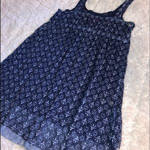 Candy couture dressy tank top. Size Small